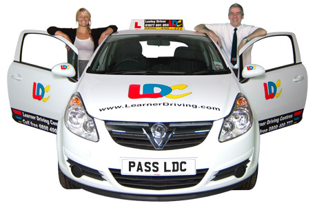 LDC Qualified Driving Instructor